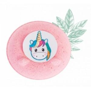 """Гейзер-пончик для ванны """"Единорог"""", 170 гр"""