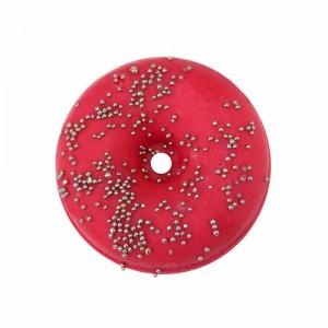 """Гейзер-пончик для ванны """"Клубника"""", 180 гр"""